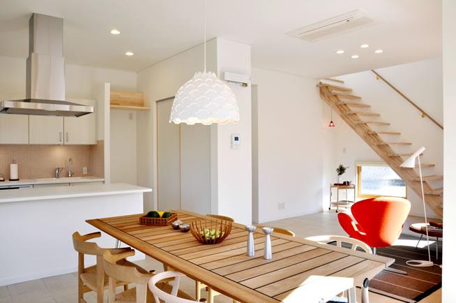 快適な室内環境、それは極上の空気を設計すること。