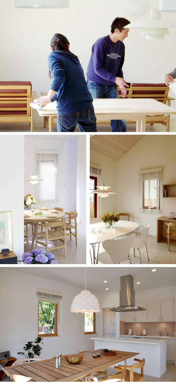 家具や小物たちイメージ1