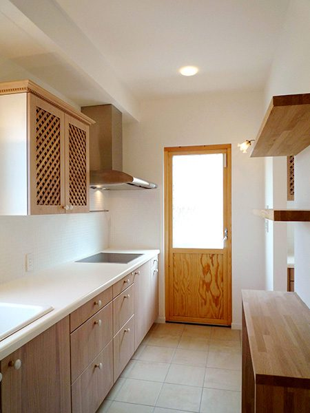美しく機能的なキッチン...