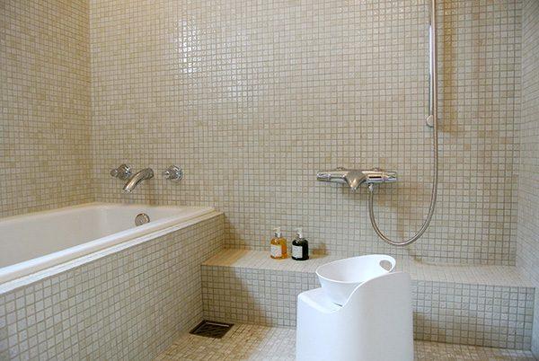 快適で上質なバスルーム...