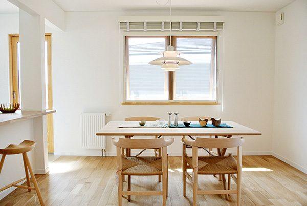 デンマークデザインを普段づかい...